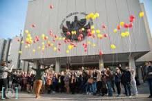 Three universities became one of Vytautas Magnus University