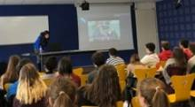 Students presented LSMU in France and Finland